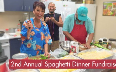 2nd Annual Spaghetti Dinner Fundraiser