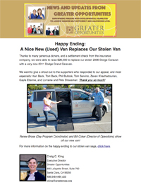 Greater Opportunities Email Newsletter September 28 2016
